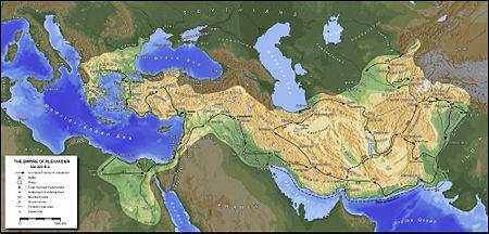 Сражение александра македонского