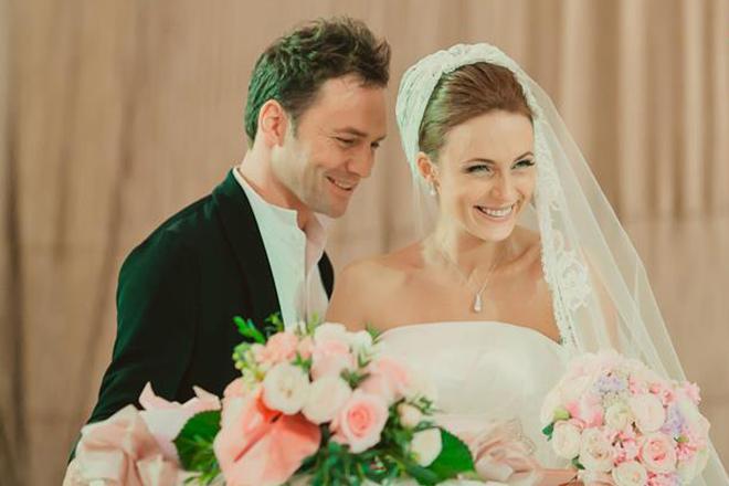 Анна снаткина свадьба с виктором васильевым