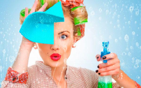 Как лучше мыть окна без разводов