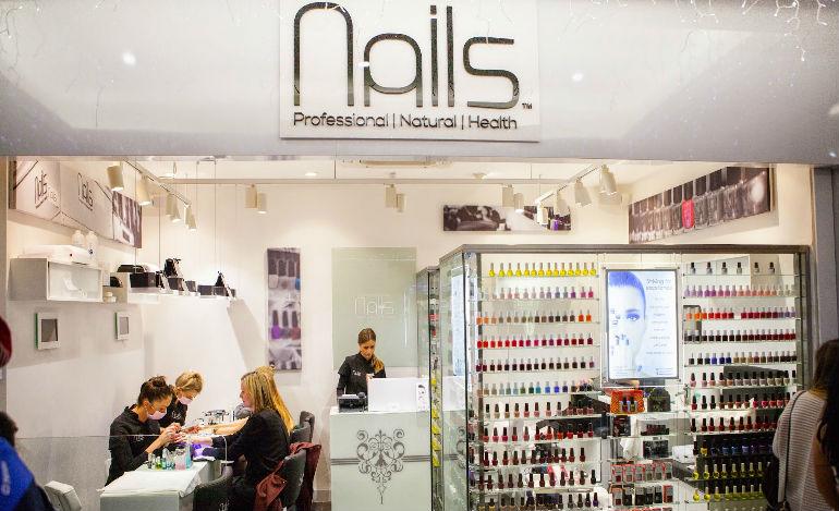 Nails grafton street