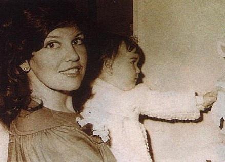 Наталья орейро фото сыном