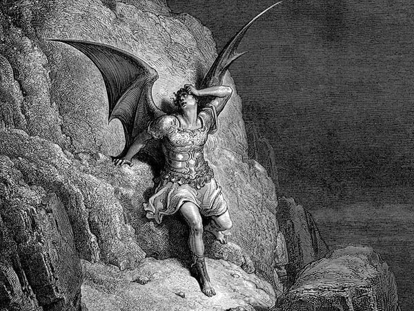 Люцифер это дьявол или нет