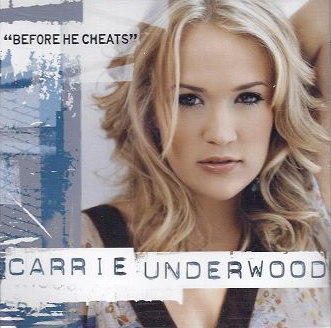 Carrie underwood before he cheats grammys