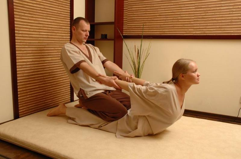 Тайский массаж для взрослых