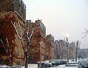 Городские стены Салоник
