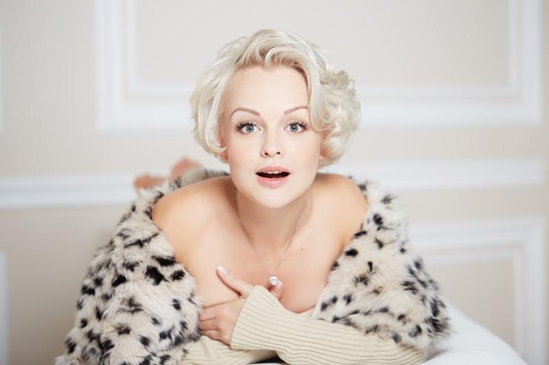 Актриса ольги лукьяненко