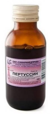 Для відкашлювання ліки