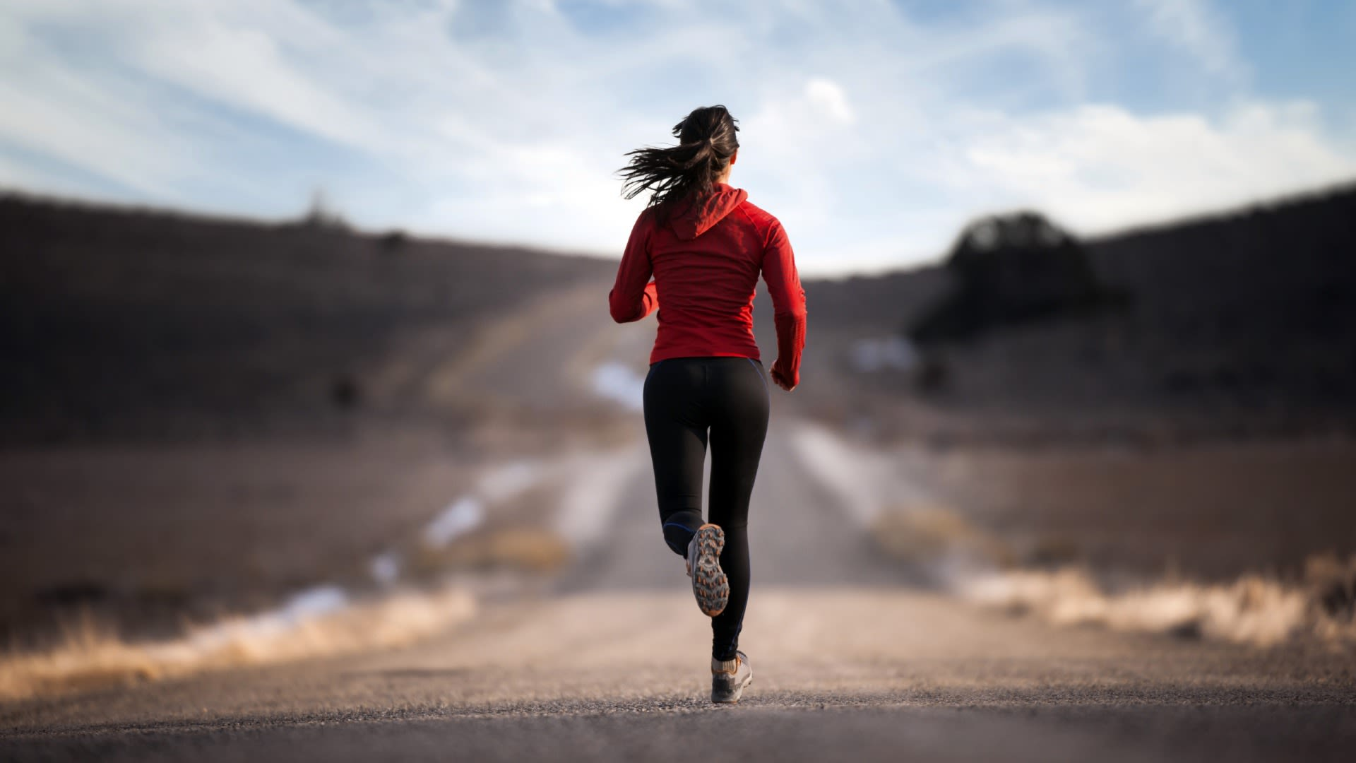 Physical activity helps you quickly recharge.