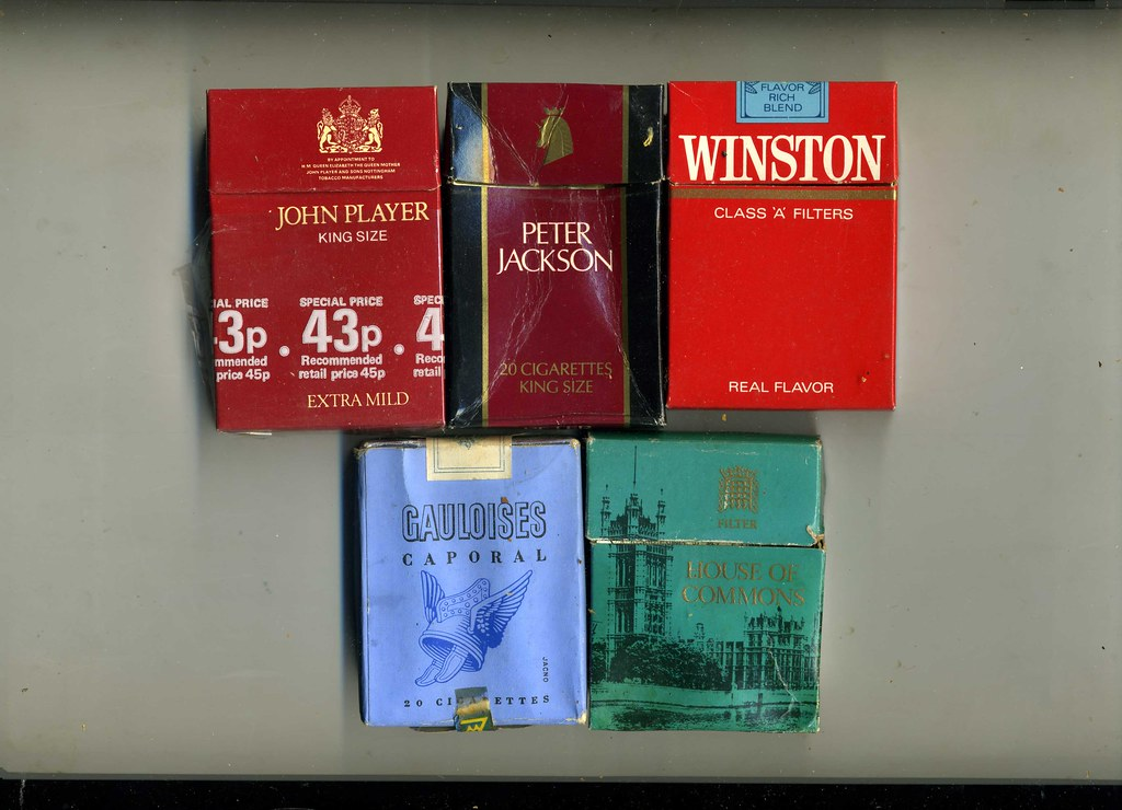 Peter jackson cigarette prices