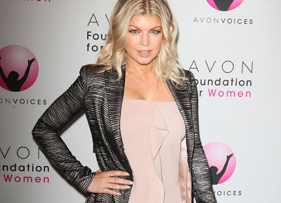 Fergie pregnant october 2012