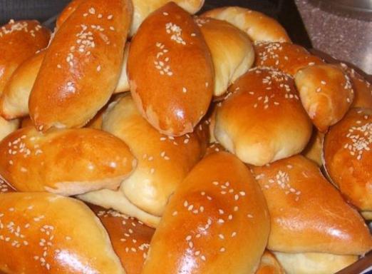 Печёные пирожки