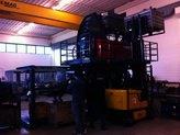 Завод по переработке шин в Москве