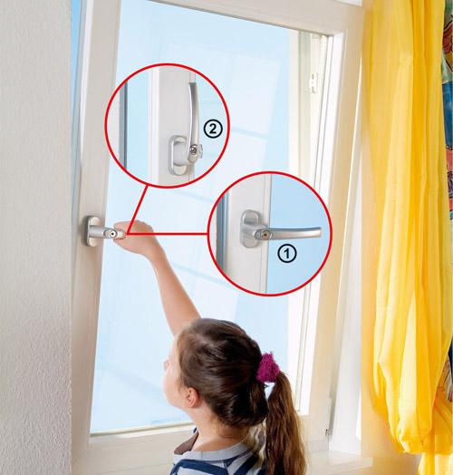 Как закрыть пластиковое окно, если оно открылось в двух положениях