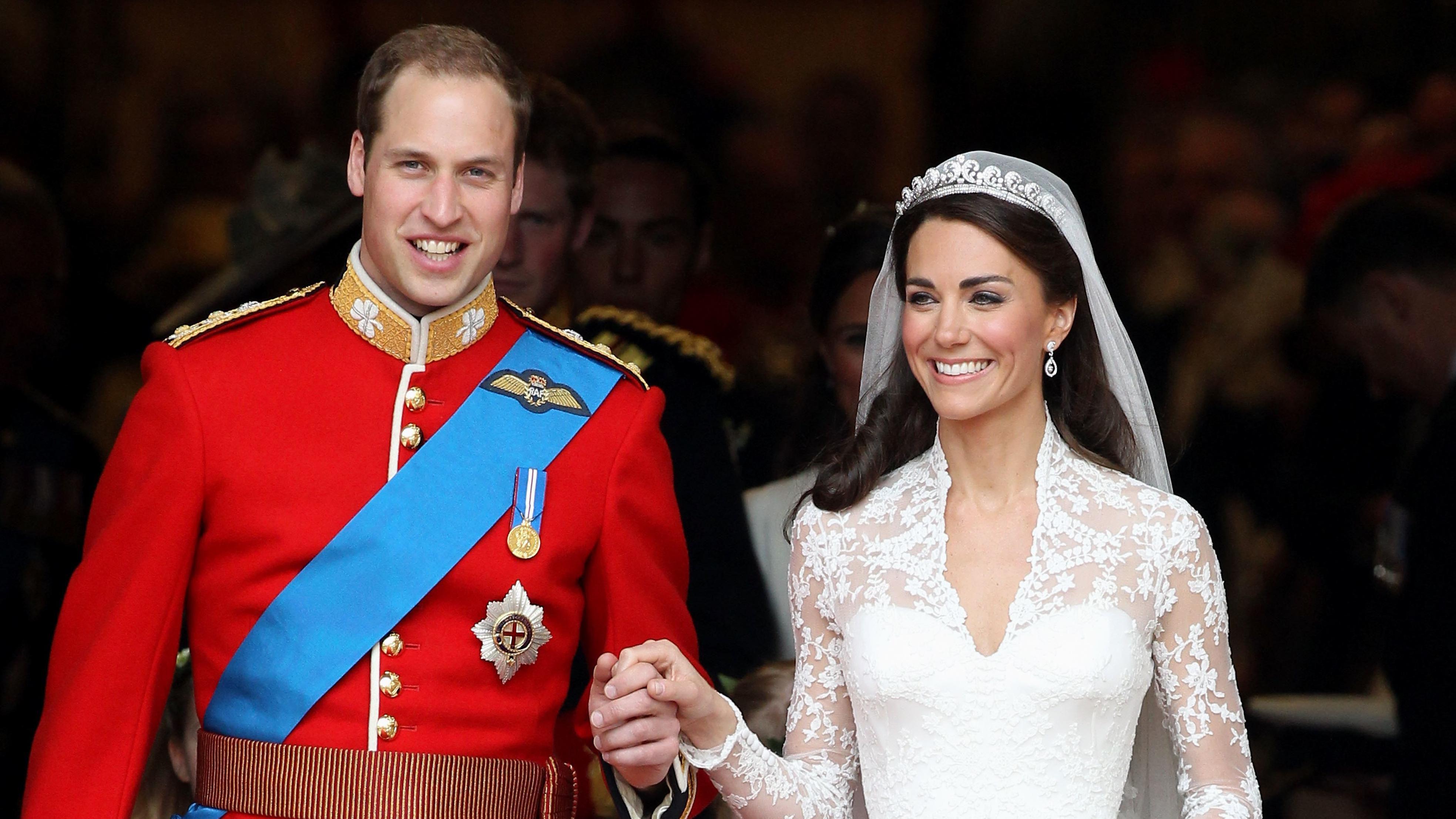 Kate and prince william wedding photos