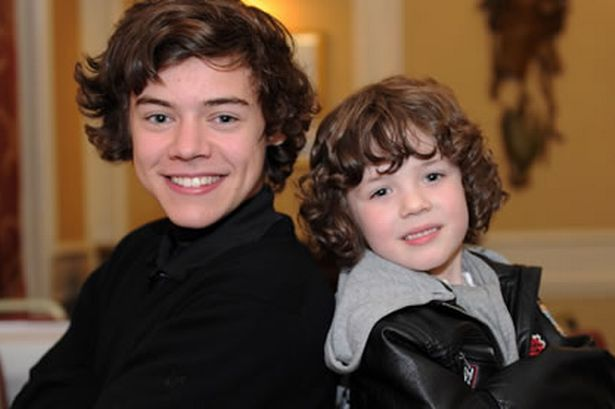 Harry styles and harry moir