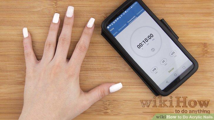 Image titled Do Acrylic Nails Step 12