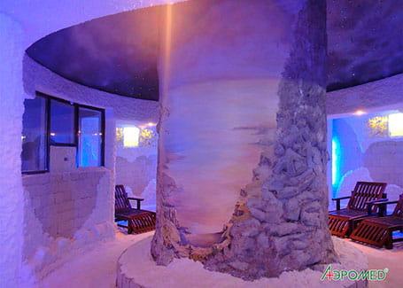 Соляные комнаты «Аэромед» - это Бизнес с пользой для здоровья!