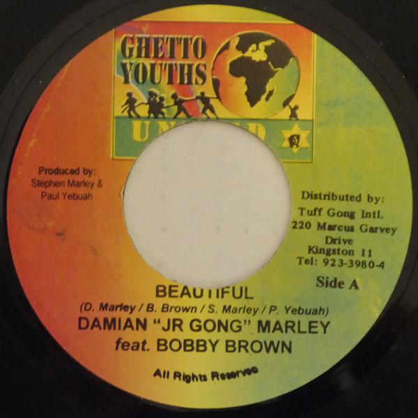 Damian jr. gong marley feat. bobby brown - beautiful