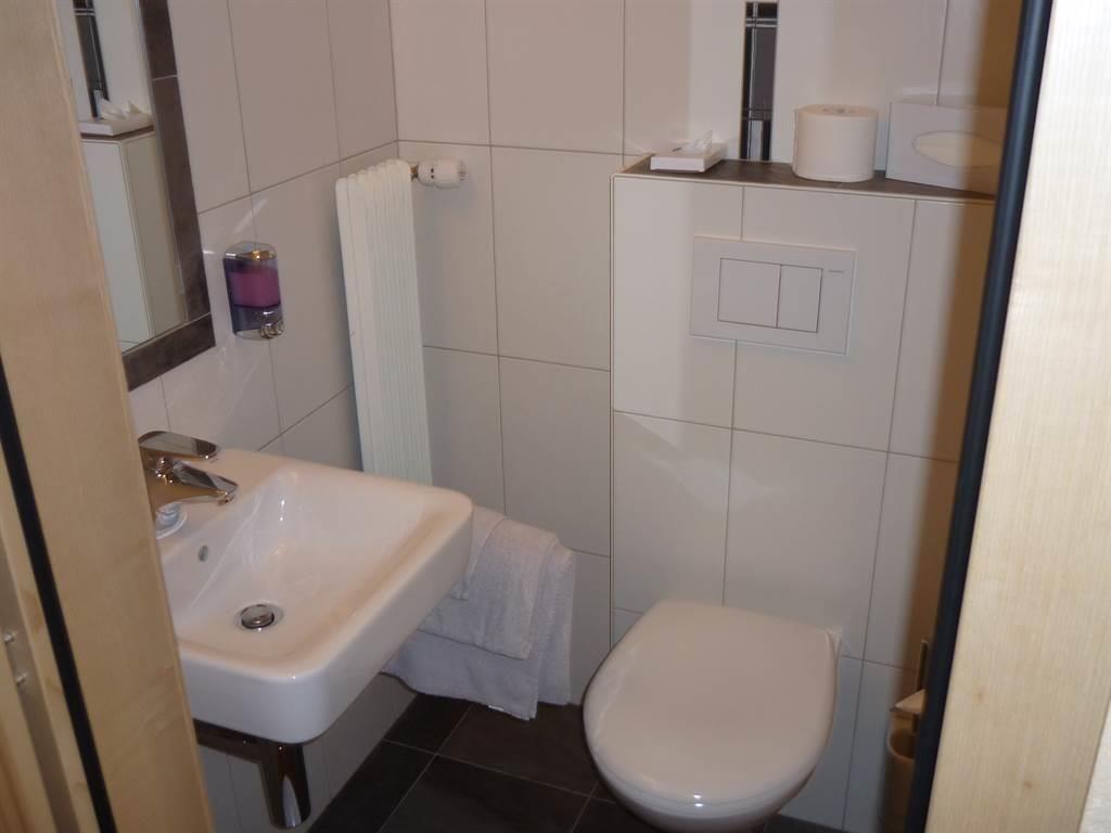 Toilette/Lavabo
