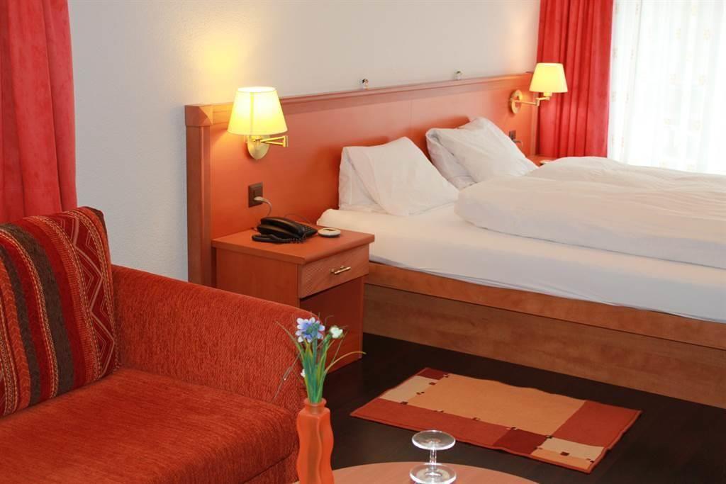 Doppelzimmer mit Wasserbett