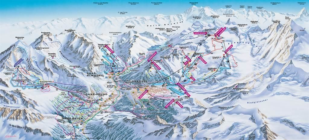 Ski 4545