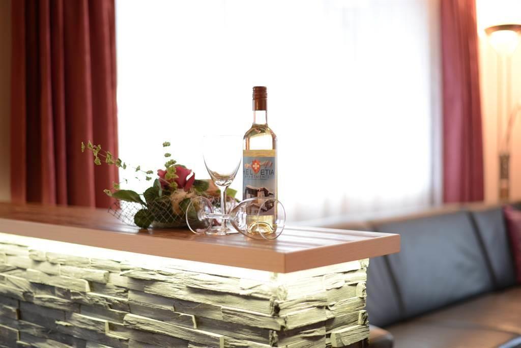 Willkommensgeschenk Walliser Wein