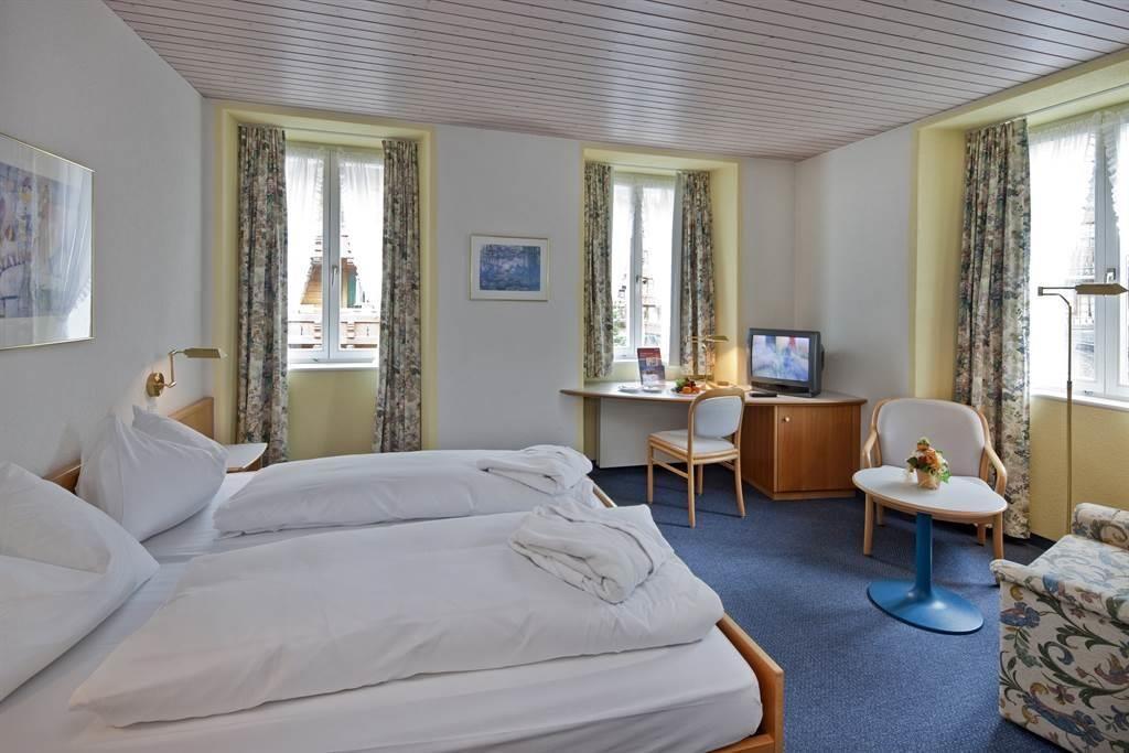 Komfort Doppelzimmer Alphubel