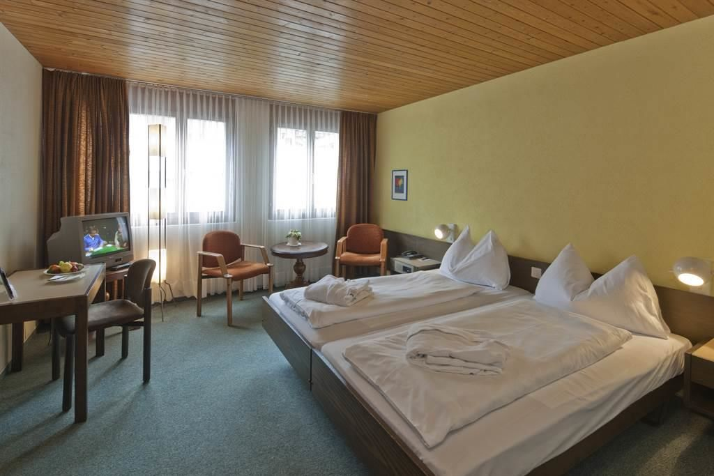 Doppelzimmer Fletschhorn