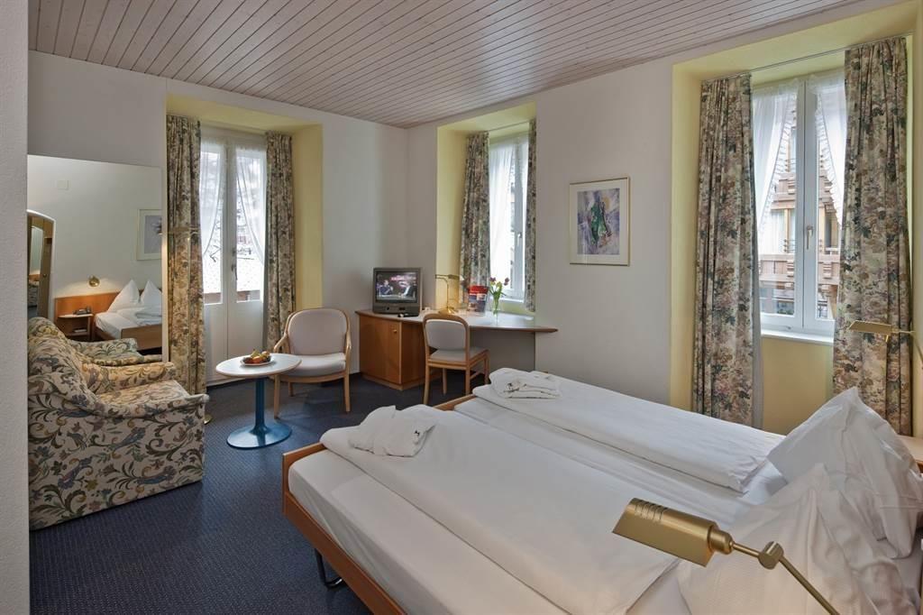Doppelzimmer Komfort Alphubel