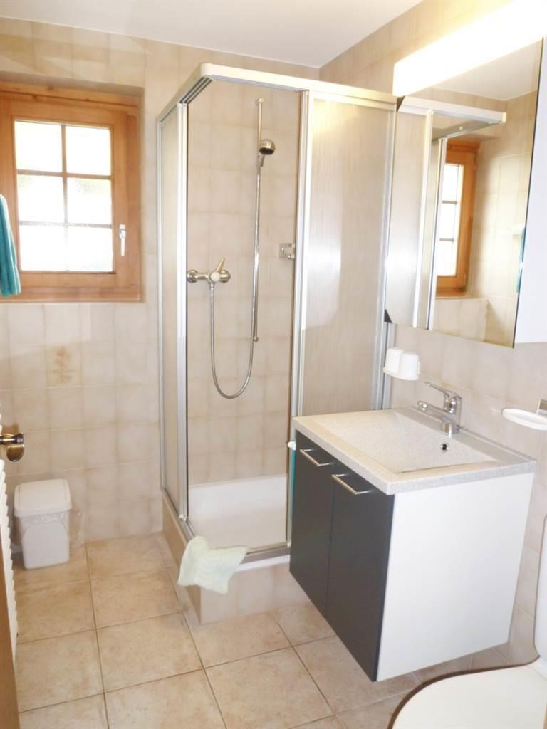 Dusche/WC mit Föhn