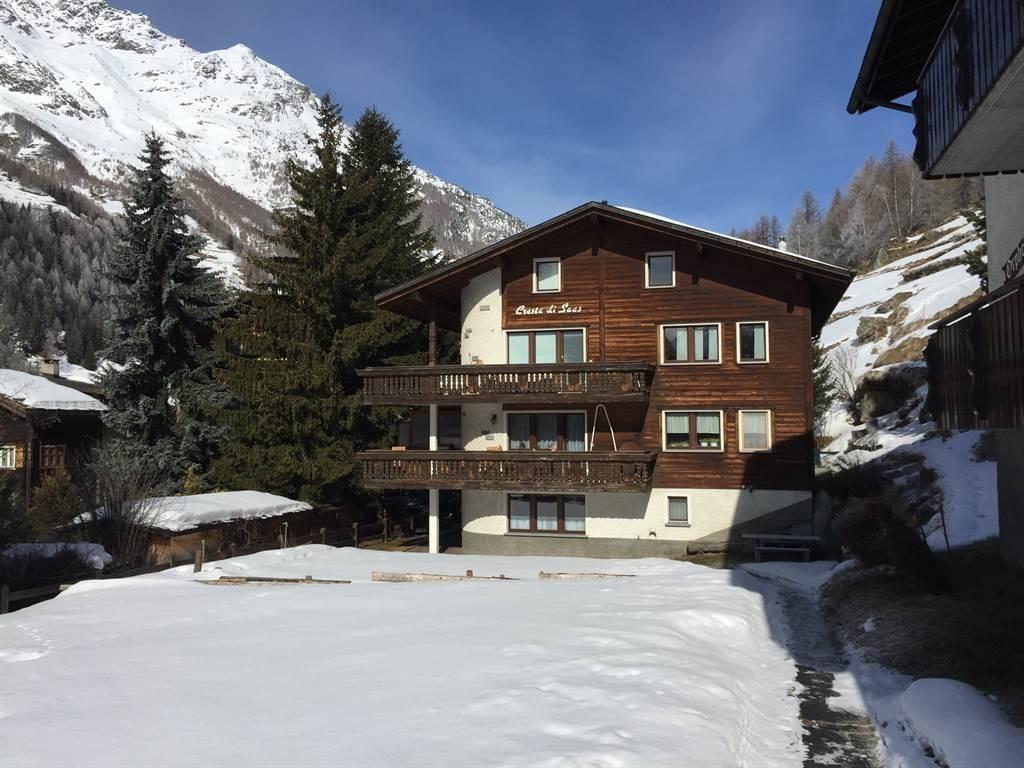 Haus Cresta di Saas.winter