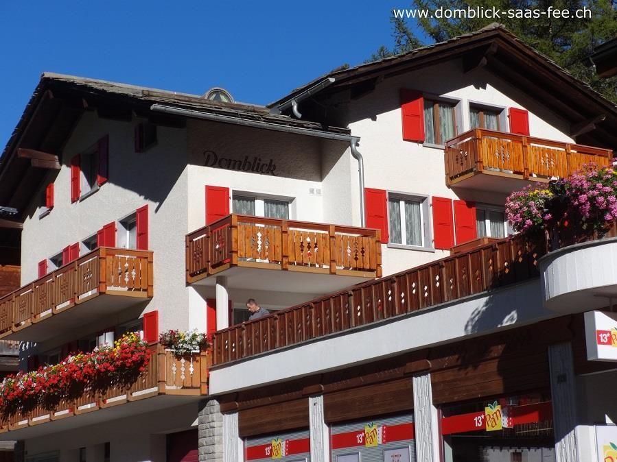 Ferienhaus Domblick
