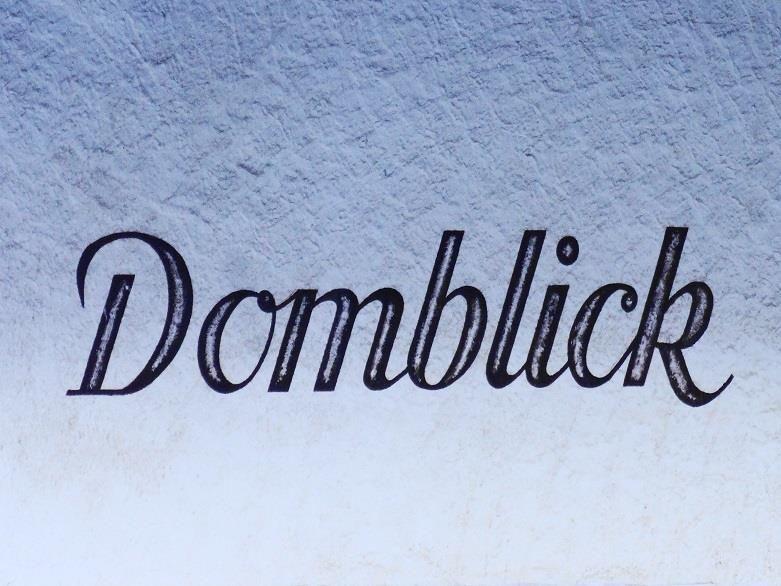 Domblick