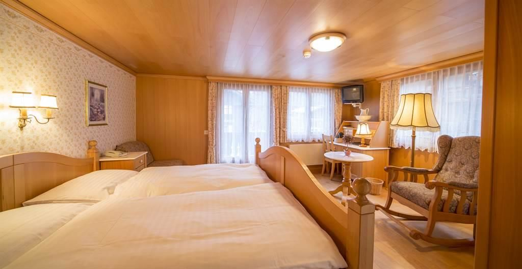 Grossmuetter Chammeru Deluxe Zimmer