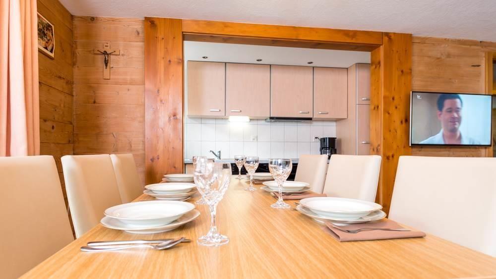 Essszimmer-Küche