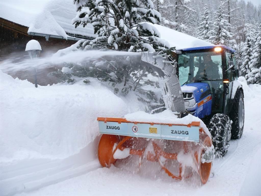 Schneeräumung 1
