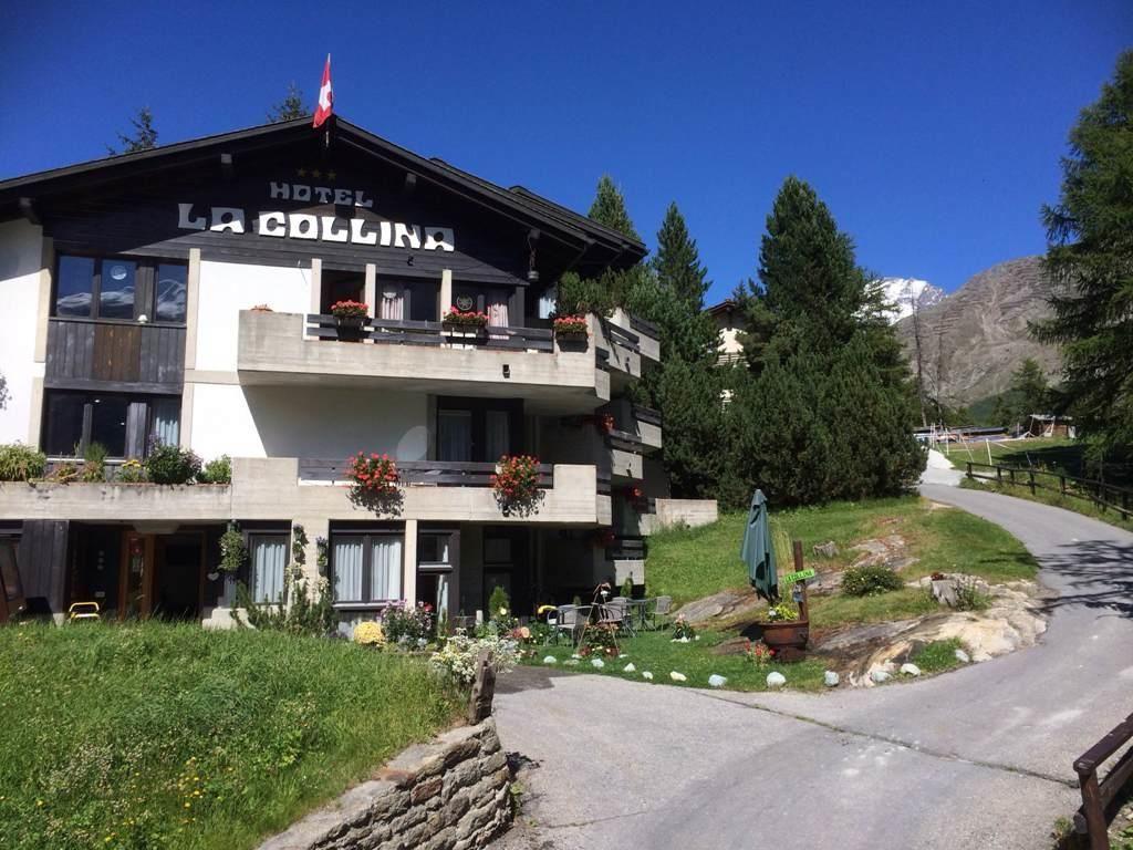 Hotel La Collina Sommer