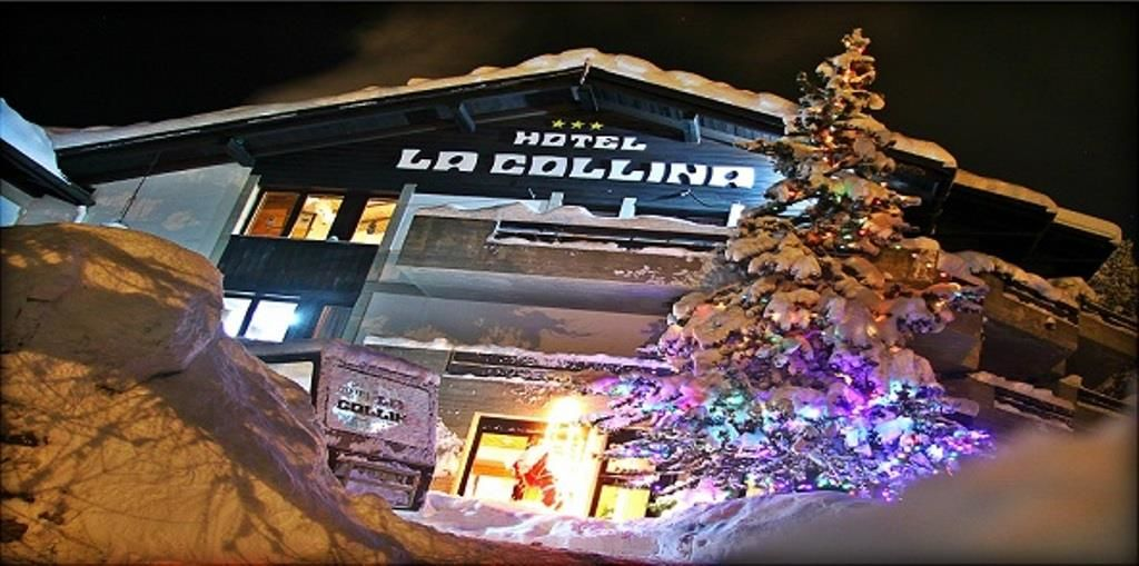 Hotel La Collina Winter