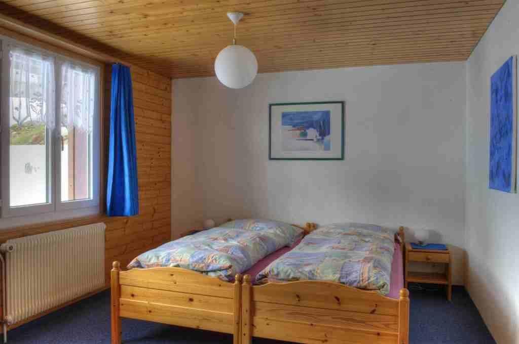 Schlafzimmer 1 Wohnung 5