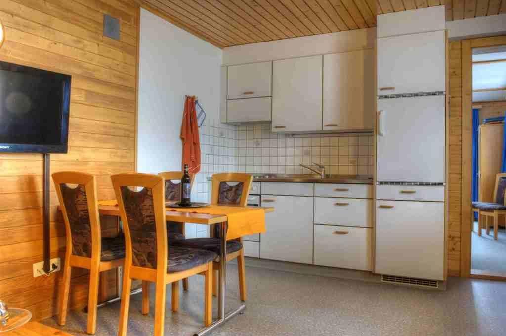 Küche Wohnung 5