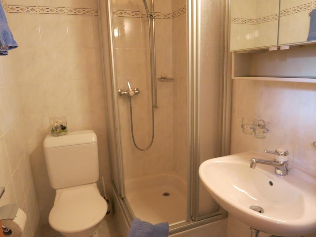 Badezimmer Wohnung Nr. 1