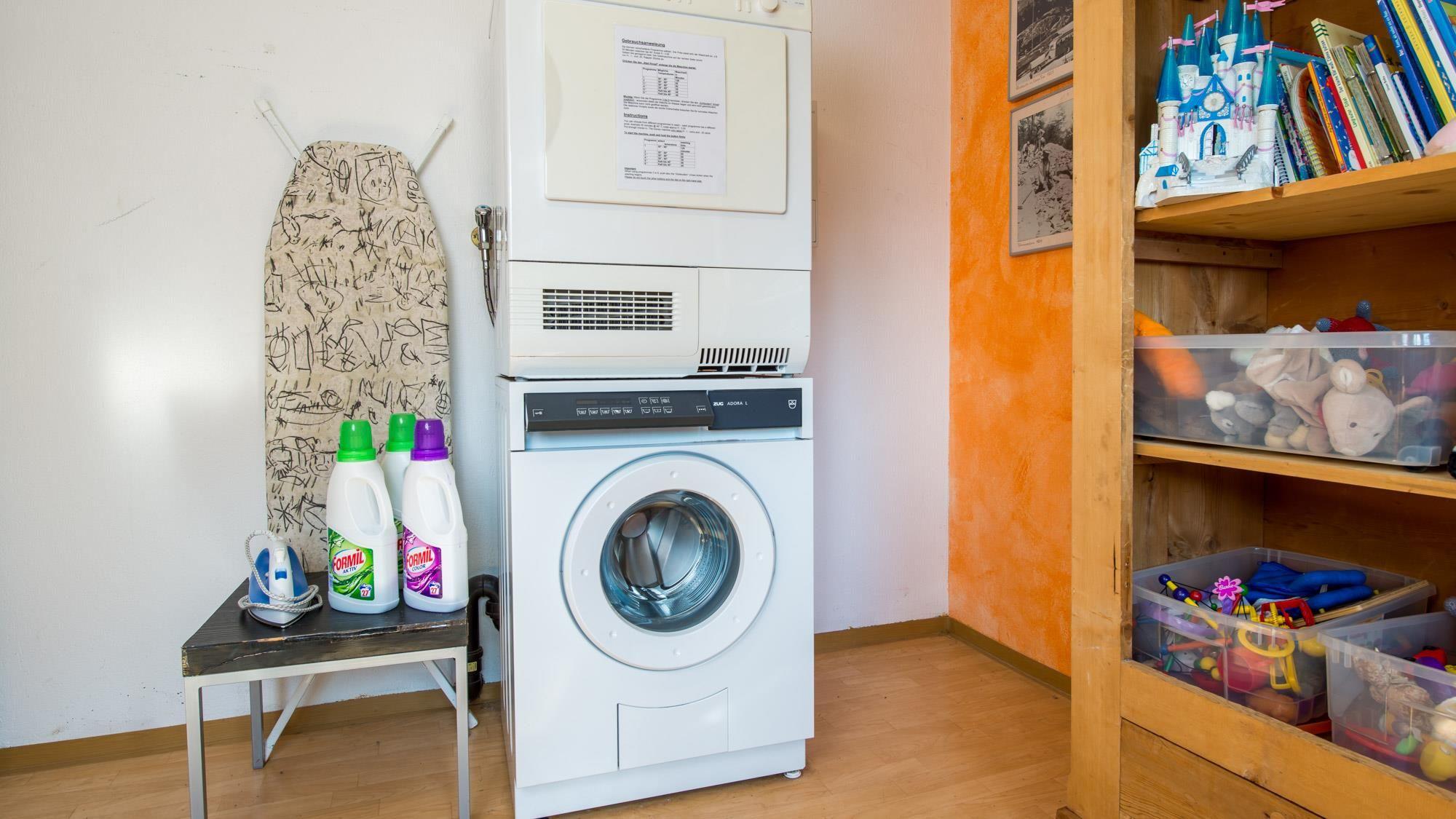 Waschmaschine & Tumbler