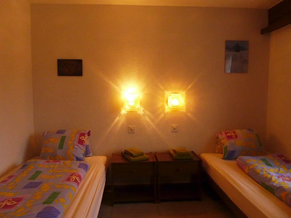 Zimmer mit 2 Bett