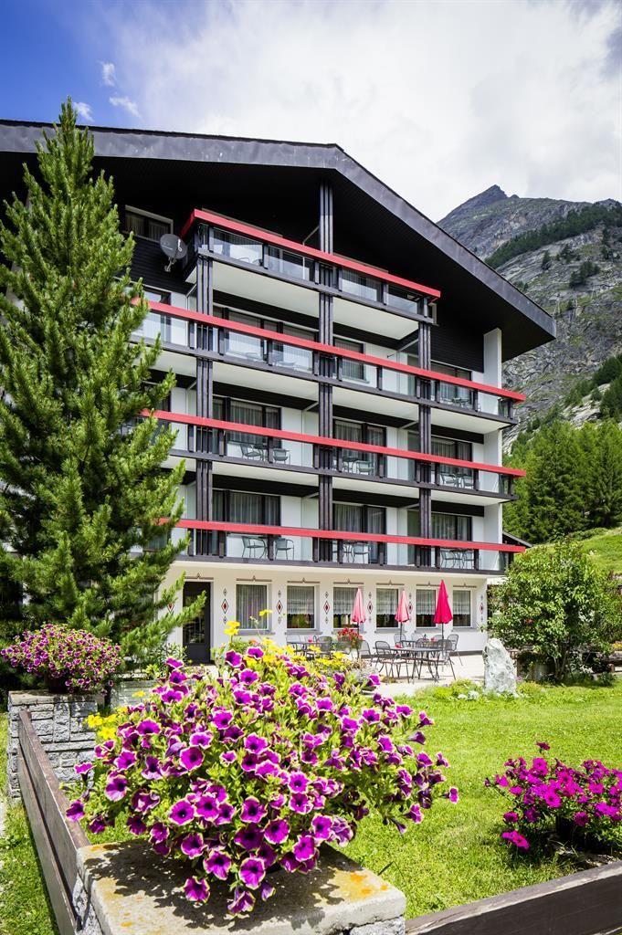 Alpenhof aussen