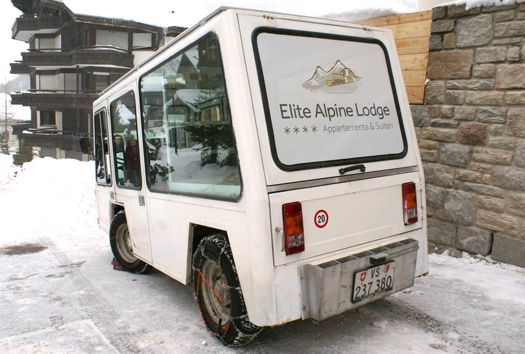 Elektro Personen/Gepäcktransport