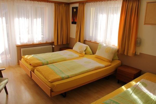 Dreibettzimmer Pension Heino