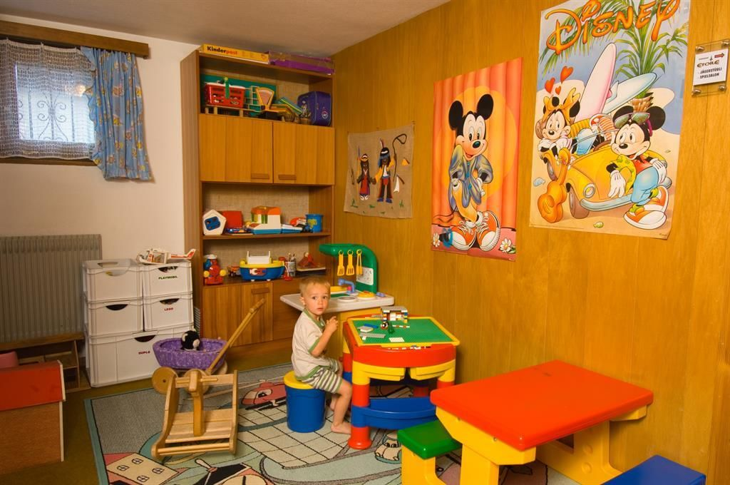 Kinderspielzimmer