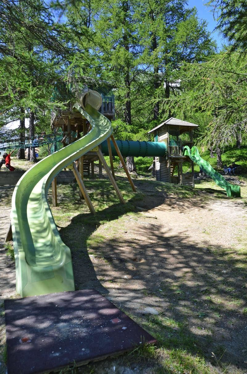 Chalet-Venetz-Saas-Fee-Kinderspielplatz