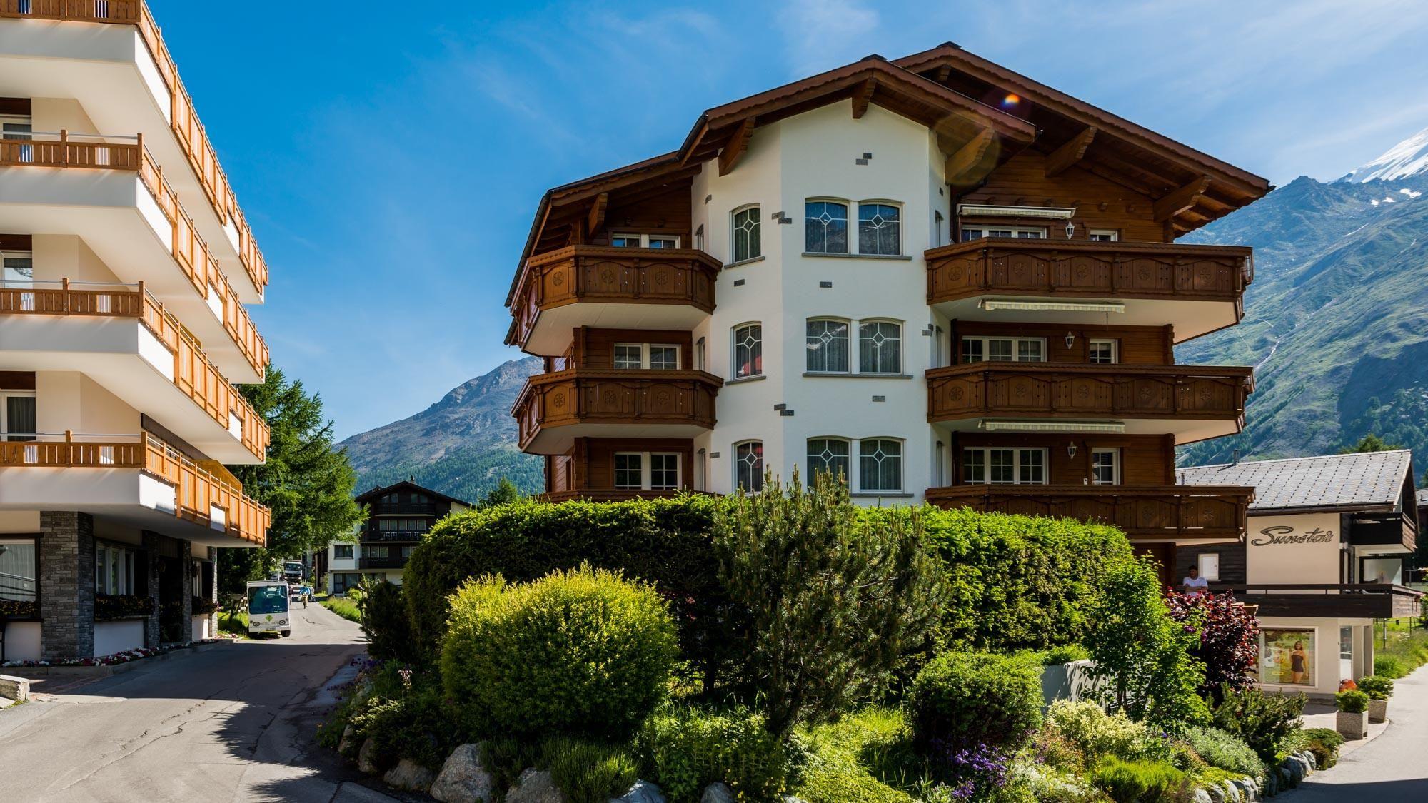 Haus Alpenglück