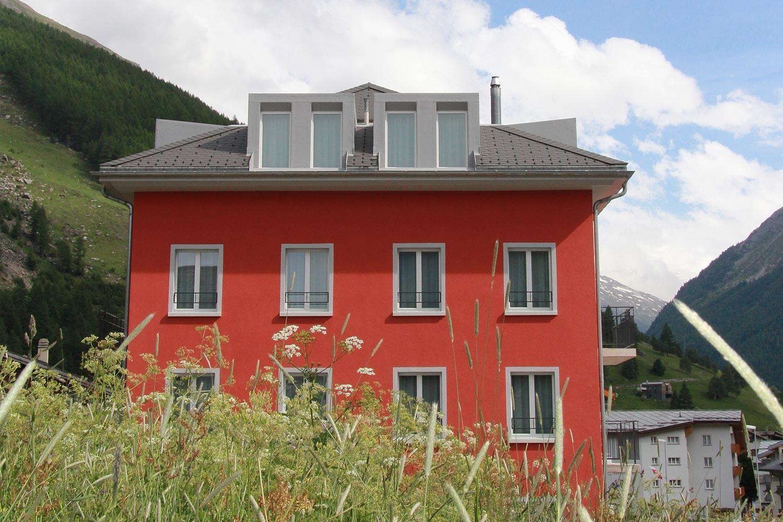 Burgener Haus   Saas-Grund
